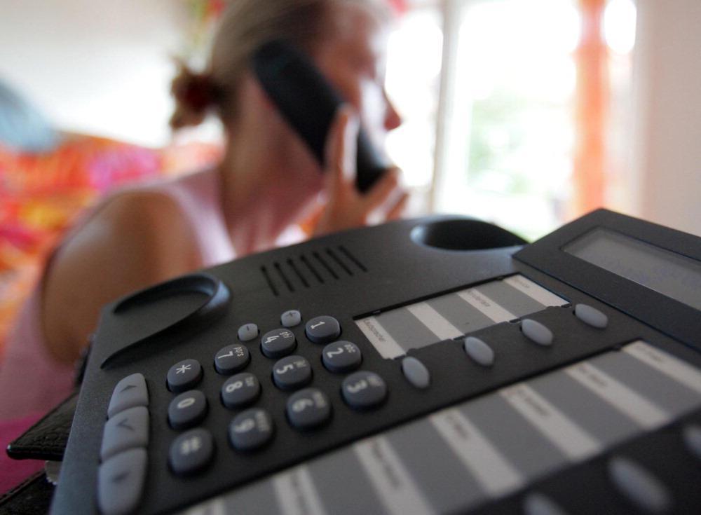 Прямые телефонные линии власти с населением