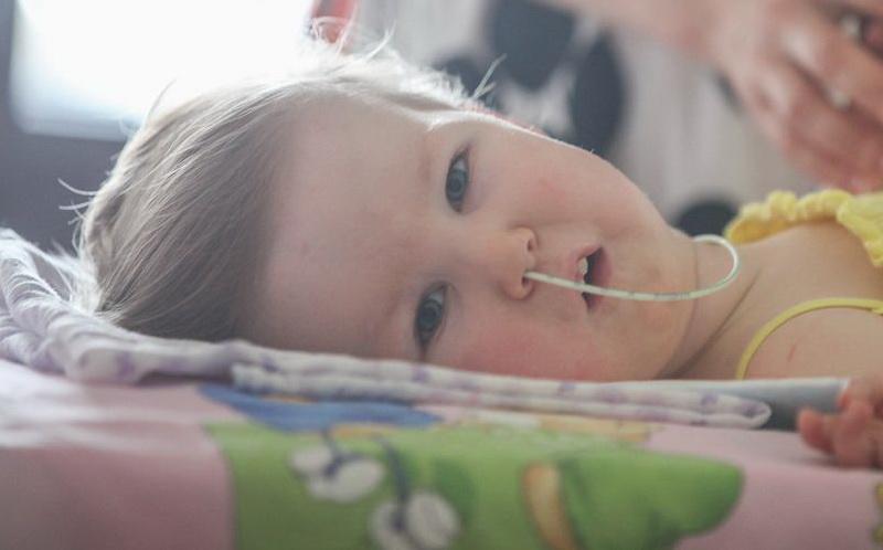 В Татарстане впервые в России планируют создать отделение паллиативной помощи для детей со СМА.