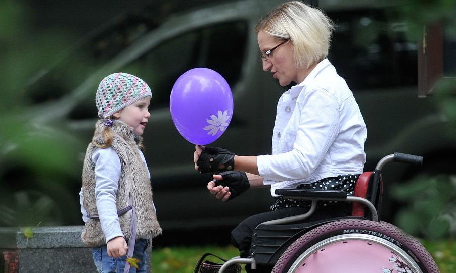 Инвалидность – не преграда материнству
