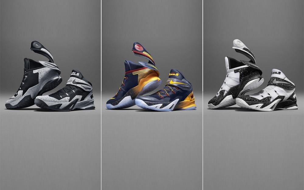 LeBron Zoom Soldier 8 Flyease: Nike выпустила кроссовки для инвалидов