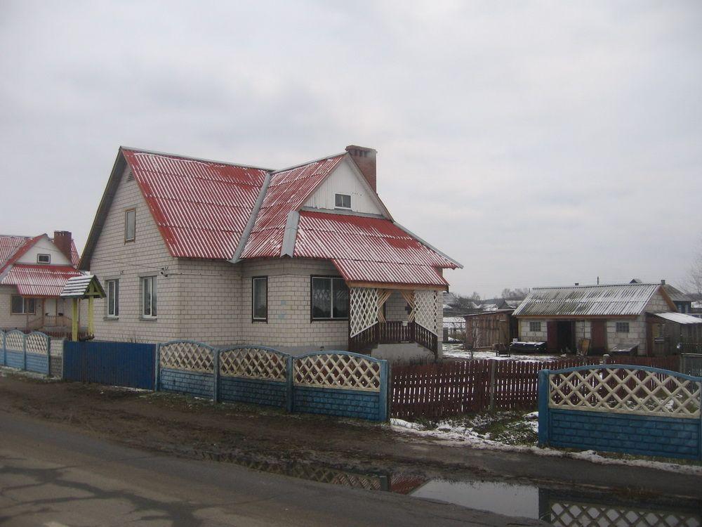 Дом семьи Сидельник