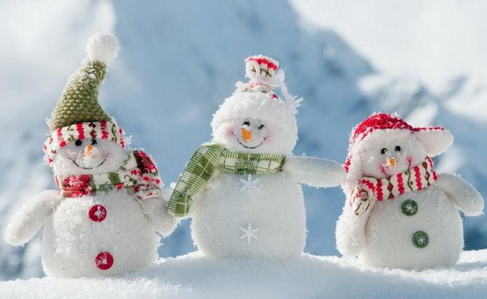 Нынешняя зима в Беларуси обещает быть теплой