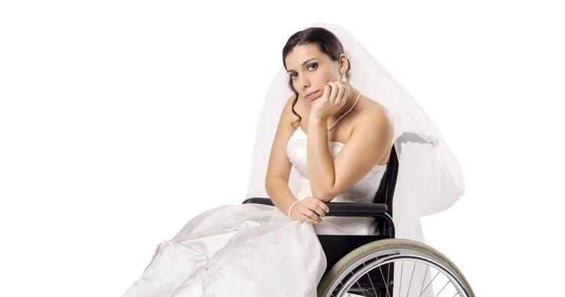 Свадьбе не помеха! Сложно ли инвалиду устроить личную жизнь