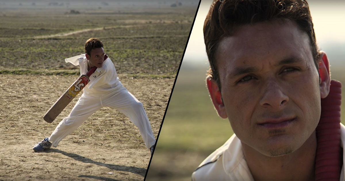 Индиец с ампутированными руками стал звездой крикета