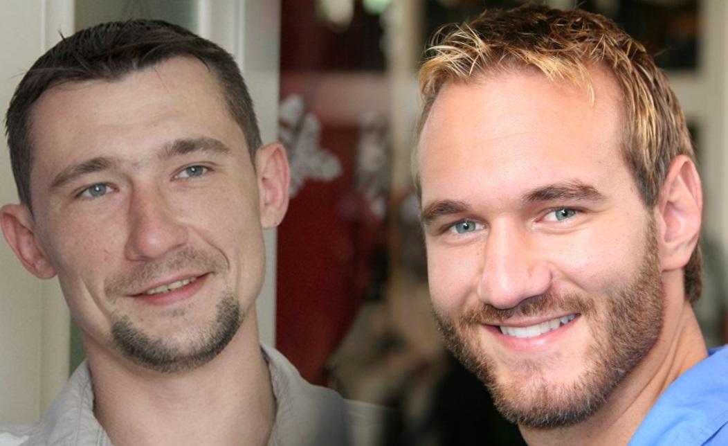 Жизни вопреки: Ник Вуйчич и Алексей Талай