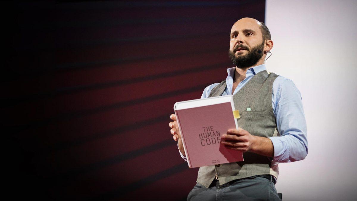 Рикардо Сабатини: Как расшифровать геном и создать человека