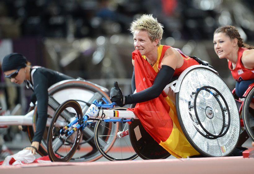 Бельгийская паралимпийская чемпионка Марике Вервут готовится к эвтаназии