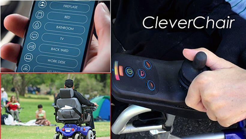 Валерий Спиридонов создает первый в мире автопилот для инвалидных кресел