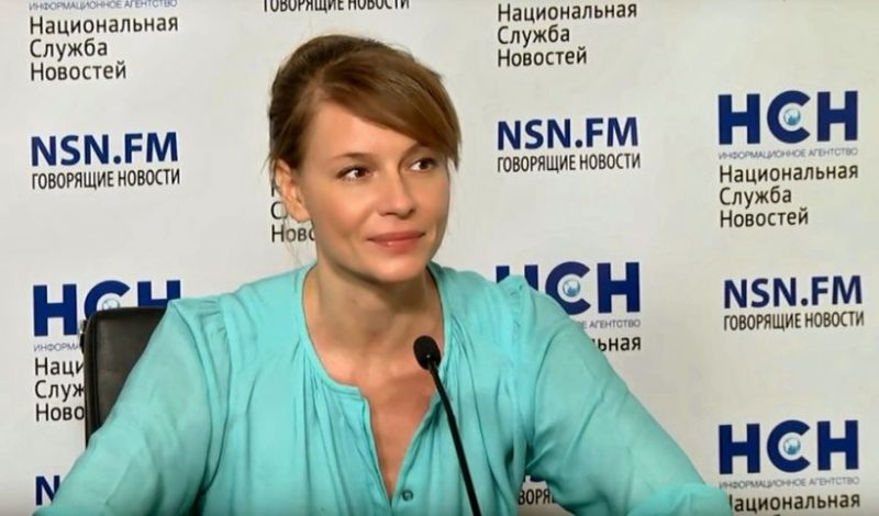 Любовь Толкалина, актриса, друг Фонда «МойМио»