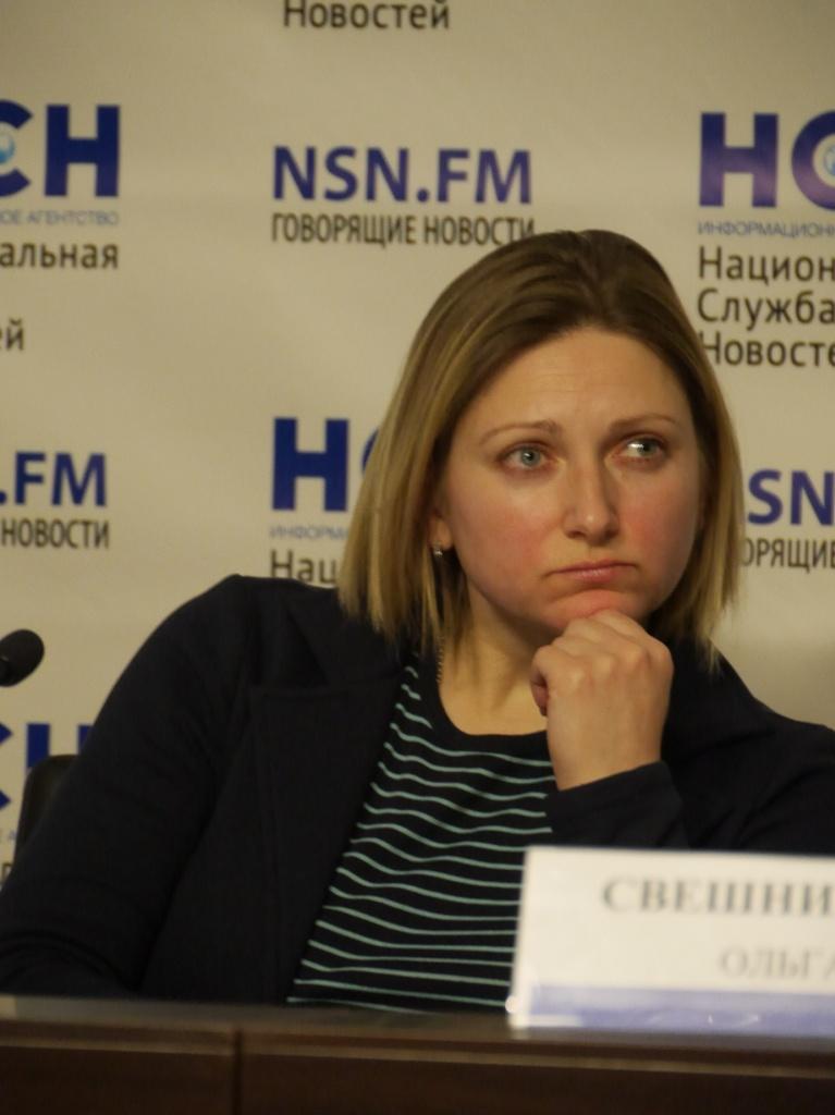 """Елена Шеперд, соучредитель Фонда """"МойМио"""""""
