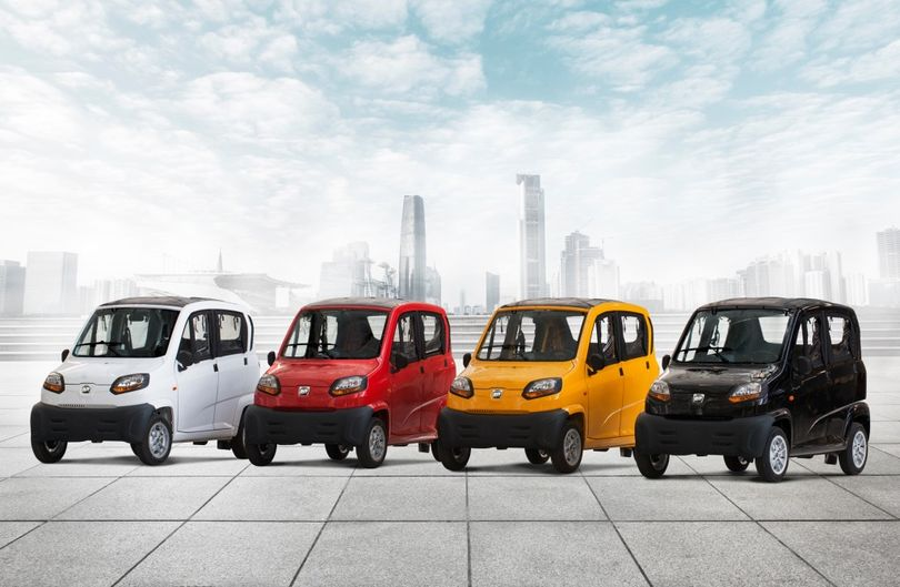 В России начались продажи самого дешевого автомобиля в мире