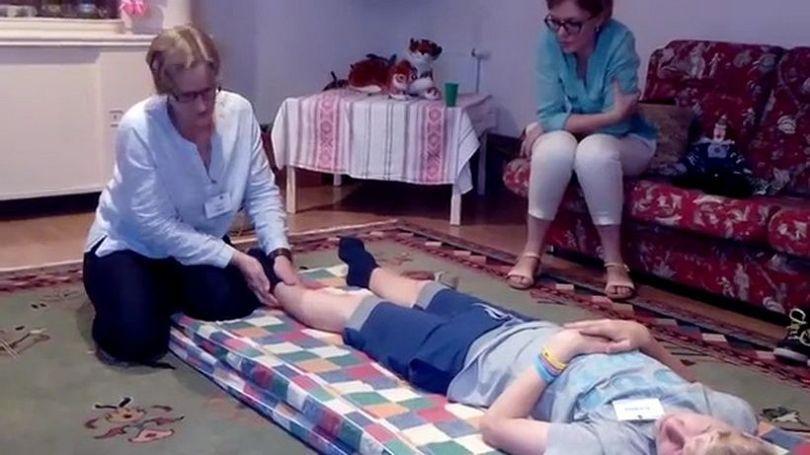 Методы расслабления мышц у детей со СМА (Обновлено)