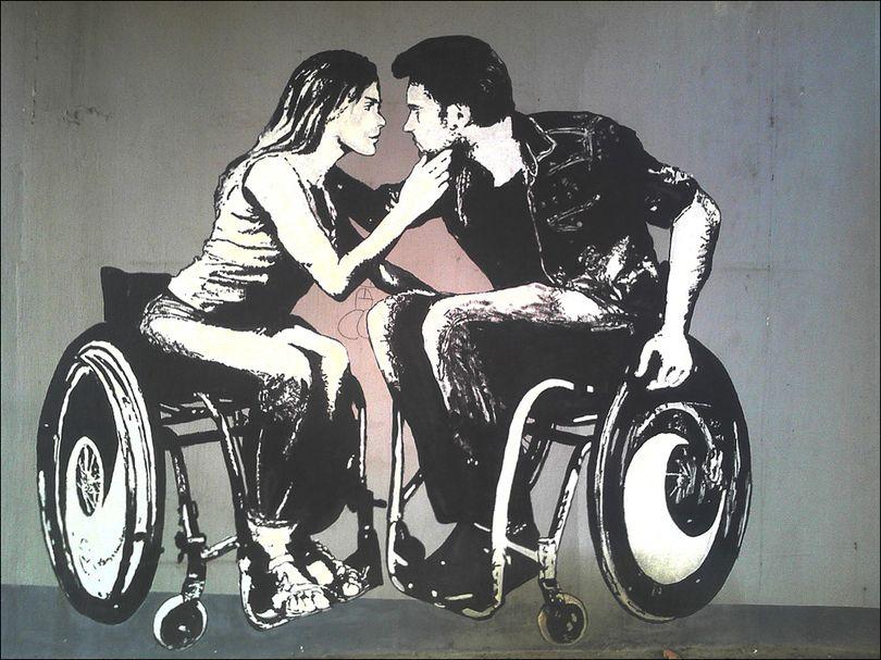 Инвалидность и секс — табуированная тема в Беларуси