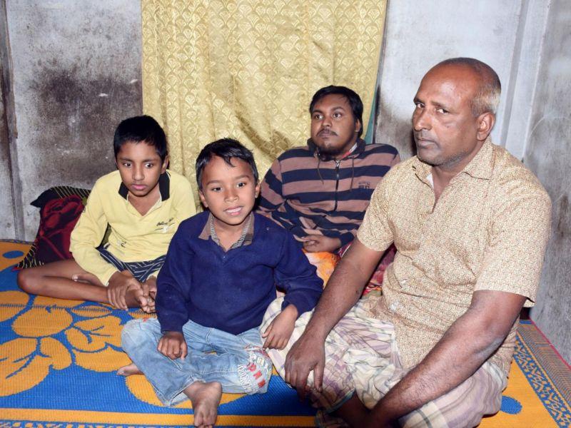 Отец умоляет разрешить убийство сыновей и внука