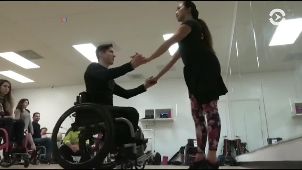 Танцы на колесах – почему это становится модным