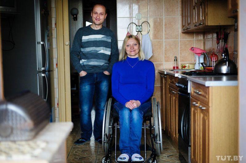 """""""Моя Света в коляске, ну и что?"""" История семьи, в которой жена не ходит"""