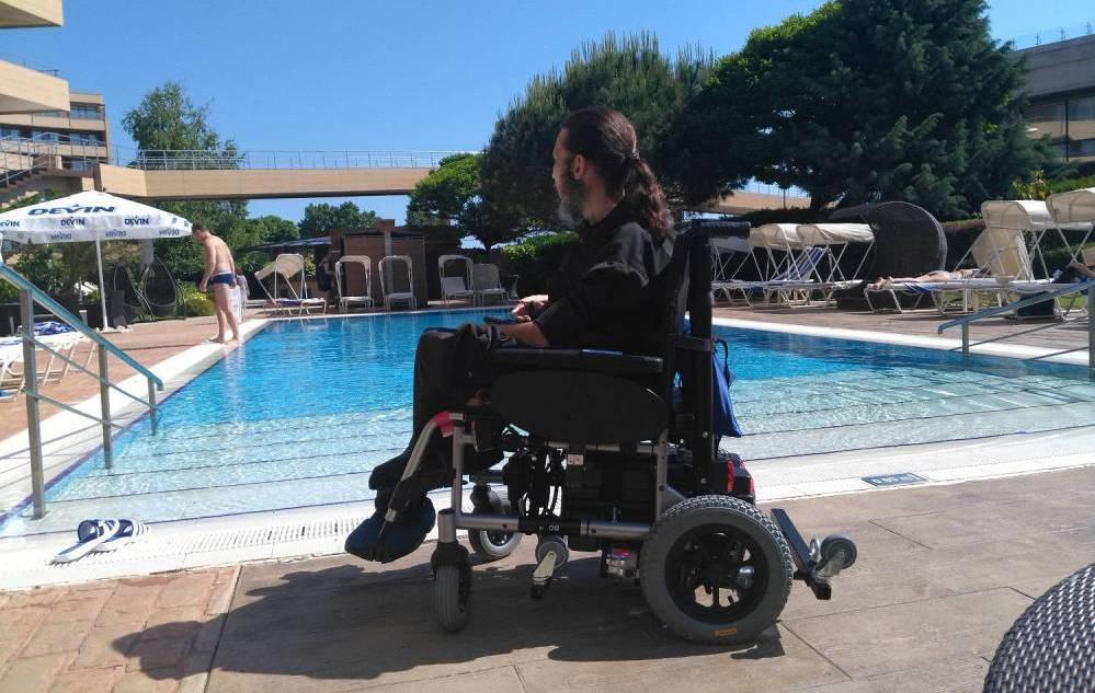 Путешествие с заболеванием СМА в Болгарию