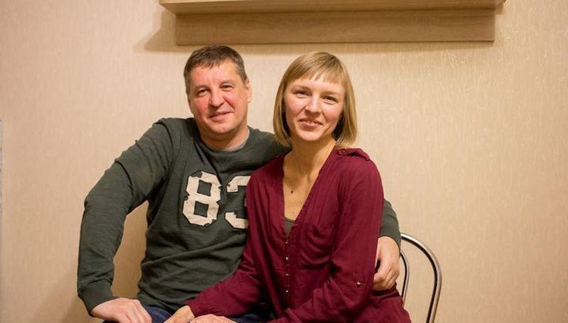 """""""Когда влюбляешься, инвалидную коляску перестаешь замечать"""" : счастливая история семьи Стрига"""