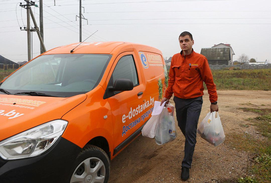 «Е-доставка» стала доступна жителям всех городов и крупных деревень страны
