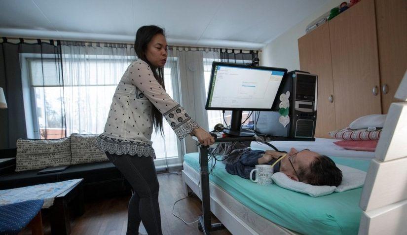 Программист с тяжелой инвалидностью: в таком ИТ-государстве, как Эстония, не нужны работающие из дома специалисты