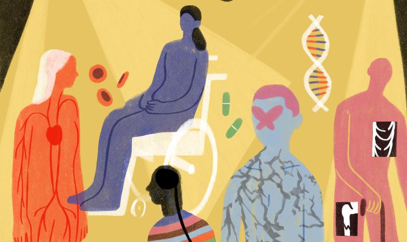 Фонд «Нужна помощь» представил исследование о редких заболеваниях