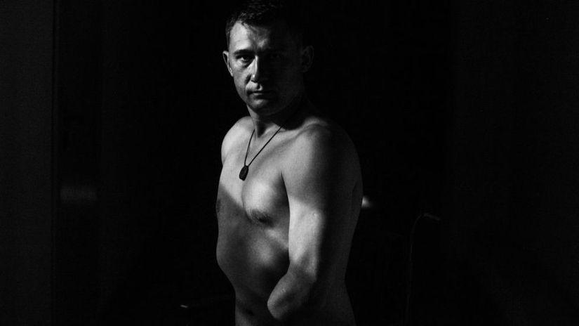 История Талая: фотопроект о паралимпийце из Беларуси