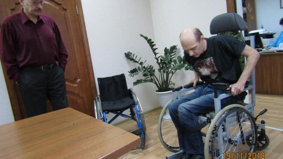 Уральский изобретатель создал уникальную инвалидную коляску-трансформер