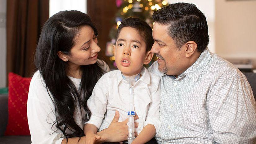 Исследователи с помощью генной терапии сумели значительно улучшить состояние детей с миопатией.