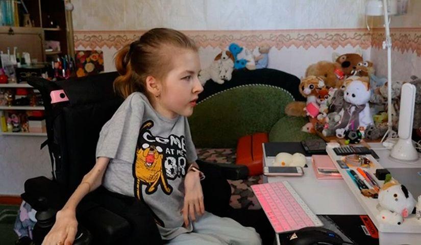 Девушка из Кубани добилась, чтобы лекарство от спинальной атрофии мышц зарегистрировали в России