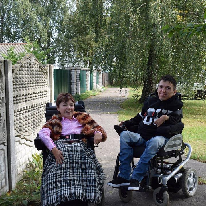 Елена Король иАндрей Шидлович. Фото состраницы Елены Король вFacebook