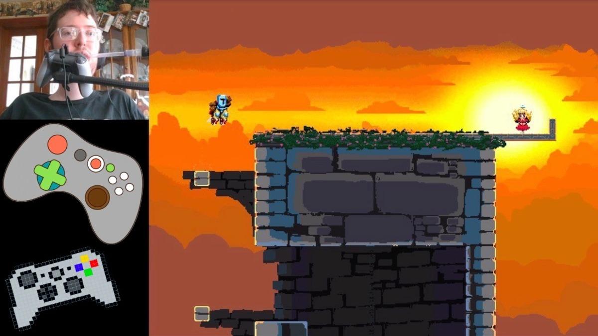 Парализованный стример прошёл игру Jump King, которая не раз выводила из себя многих геймеров, и доказал, что в мире нет ничего невозможного.