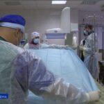 Российские врачи провели уникальную операцию девочке с СМА