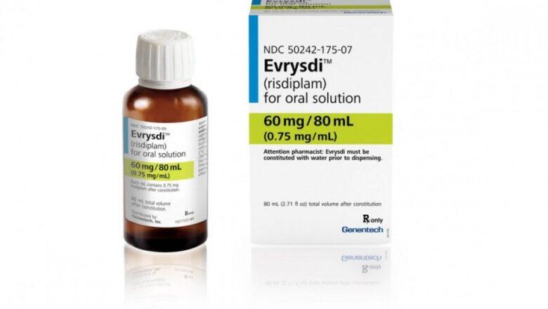 В США зарегистрирован рисдиплам от Roche для лечения СМА