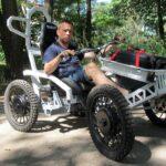 Mountain Cart 4×4: В Польше создали электрический вездеход, который подходит инвалидам-колясочникам