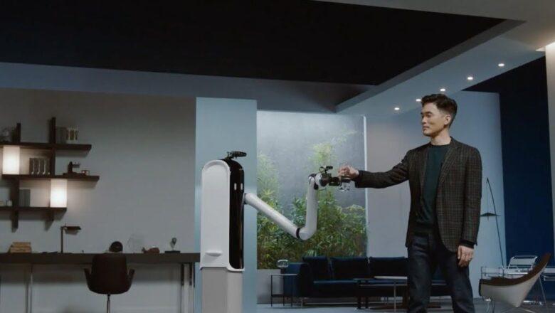 Bot Handy: Уберёт вещи, сервирует стол, загрузит посудомойку и принесёт вино