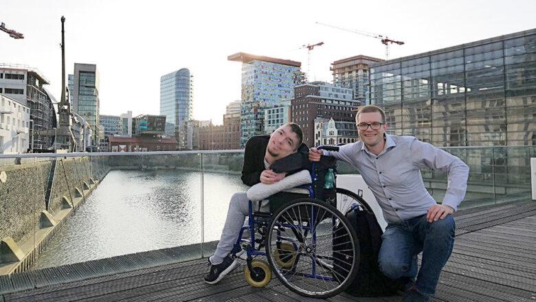 Как люди с инвалидностью становятся профи мирового уровня