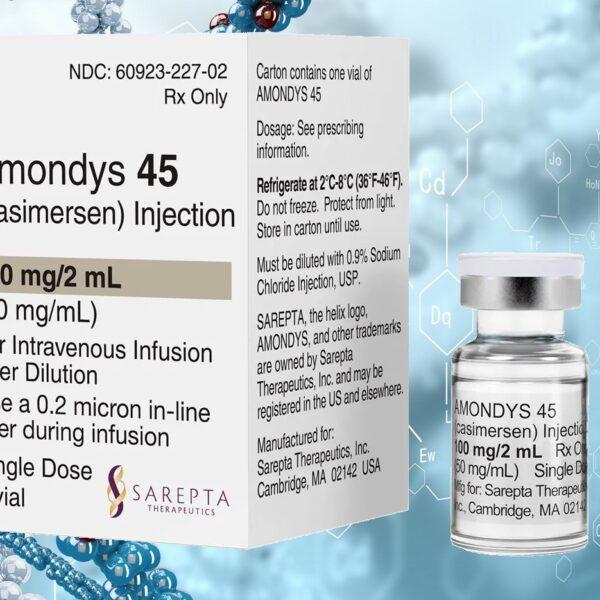 Amondys 45: Sarepta утвердила ещё один препарат от мышечной дистрофии Дюшенна