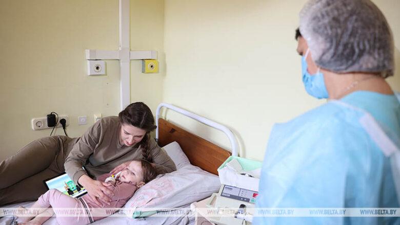В Беларуси четвертому малышу со СМА провели генную терапию