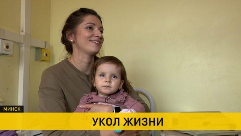 Укол от СМА за $2 млн. Маленькой белоруске собрали на самый дорогой в мире препарат. История спасения Арины