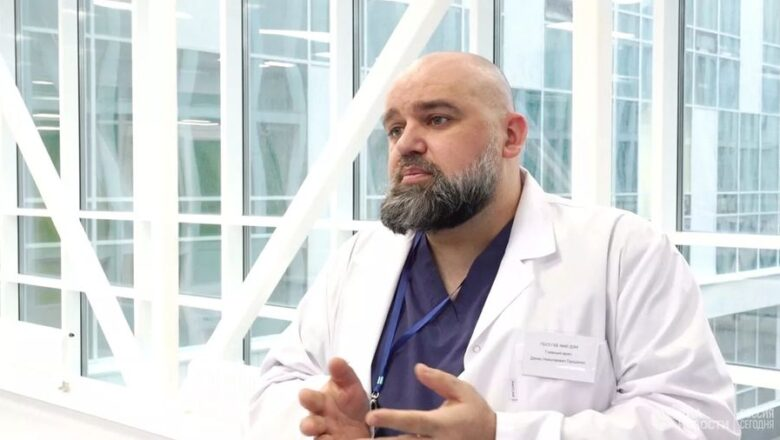 Главврач больницы в Коммунарке Проценко заявил о фатальных осложнениях COVID-19 в жару