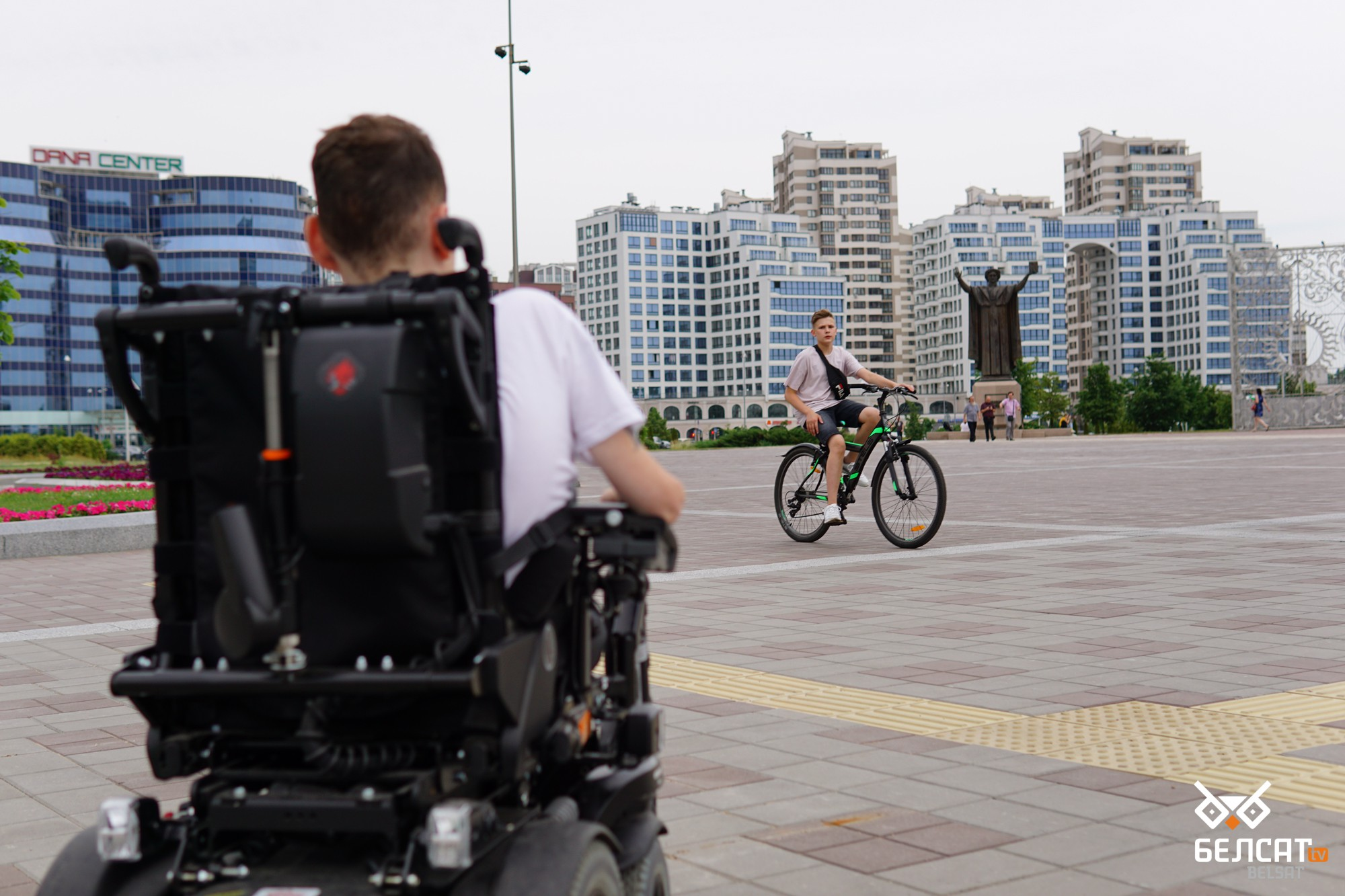 Минск, Беларусь. 24 июня 2021 года. Фото: АК / Белсат