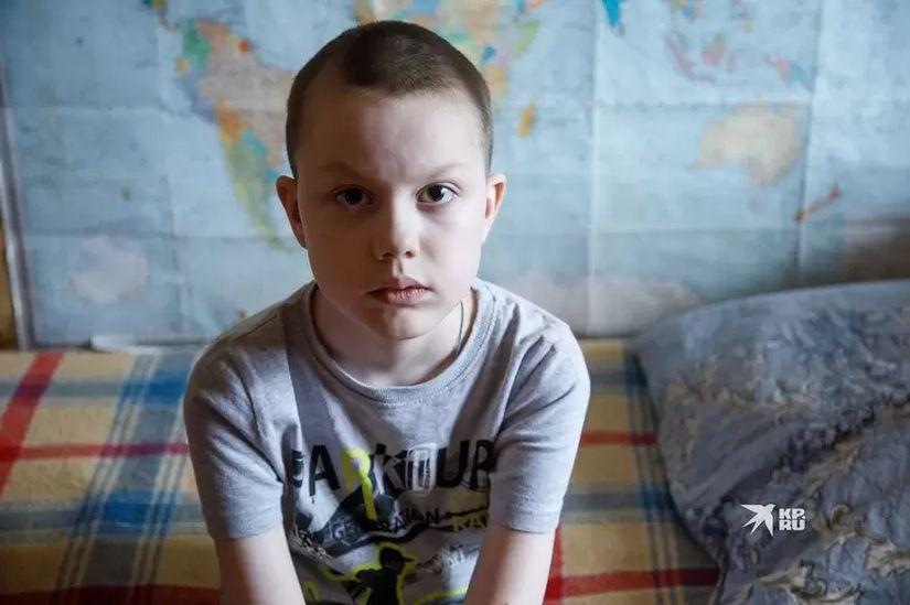 С виду Дима практически ничем не отличается от своих сверстниковФото: Марина Молдавская