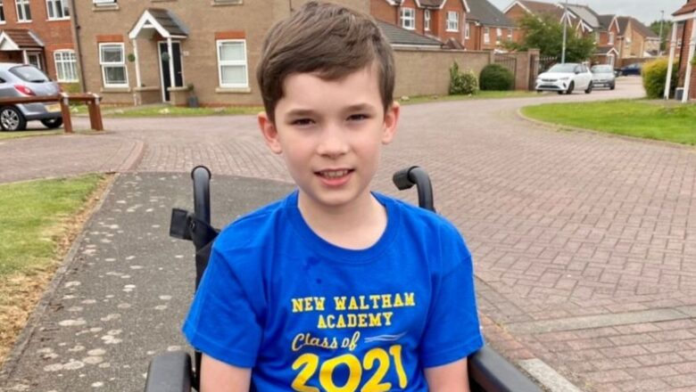 Британский школьник-спортсмен заразился коронавирусом и стал инвалидом