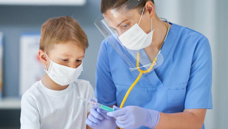 Как лечат коронавирус у детей в Беларуси