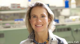 Глава Немецкого общества иммунологии Кристине Фальк