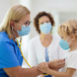 До десяти процентов детей имеют осложнения после коронавируса