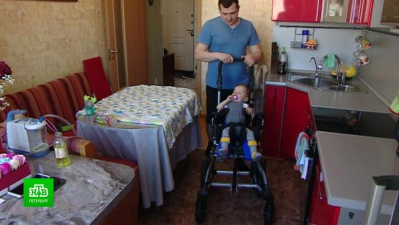 В Петербурге родители малыша со СМА потратили собранные на лечение деньги